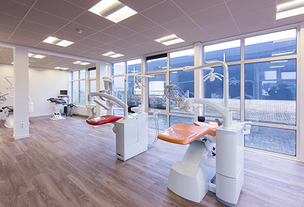 Showroom Dentalair Noord