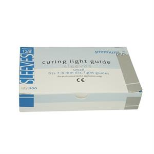 LIGHT GUIDE SLEEVES SMALL 7-8MM X200