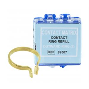 DAN CONTACT RING OUTWARD GOUD X2ST