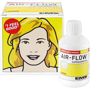 AIR-FLOW POEDER FLACON LEMON 300GR. X4ST.