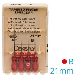 TAPERED FINGER SPREADER 21MM. /B X4ST.