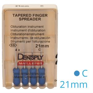 TAPERED FINGER SPREADER 21MM. /C X4ST.