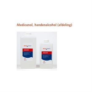 M.E. MEDICANOL DESINF/HANDLOTION 500ML