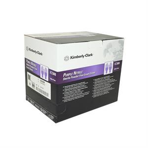 SAFESKIN PURPLE NITRILE STERIEL MEDIUM X50 PAAR